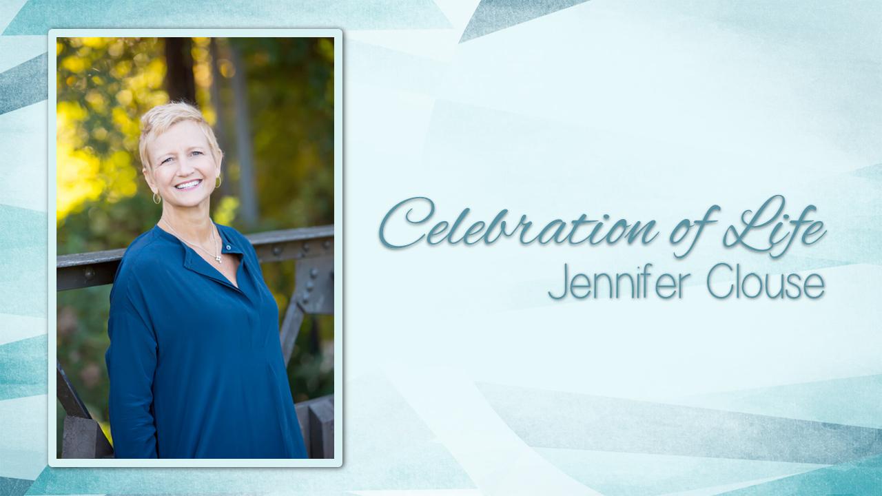 Jennifer Clouse Memorial Service (Full Celebration)