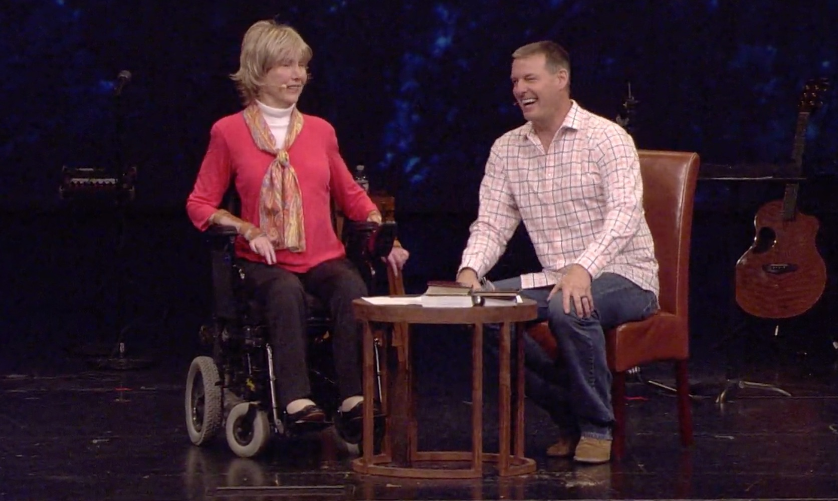 A Spectacle of Glory: An Interview with Joni Eareckson Tada