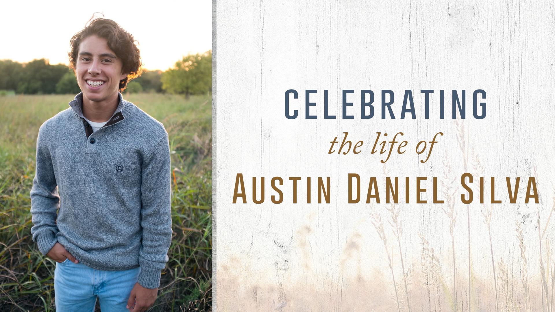 Celebration of Life for Austin Silva (Full Celebration)