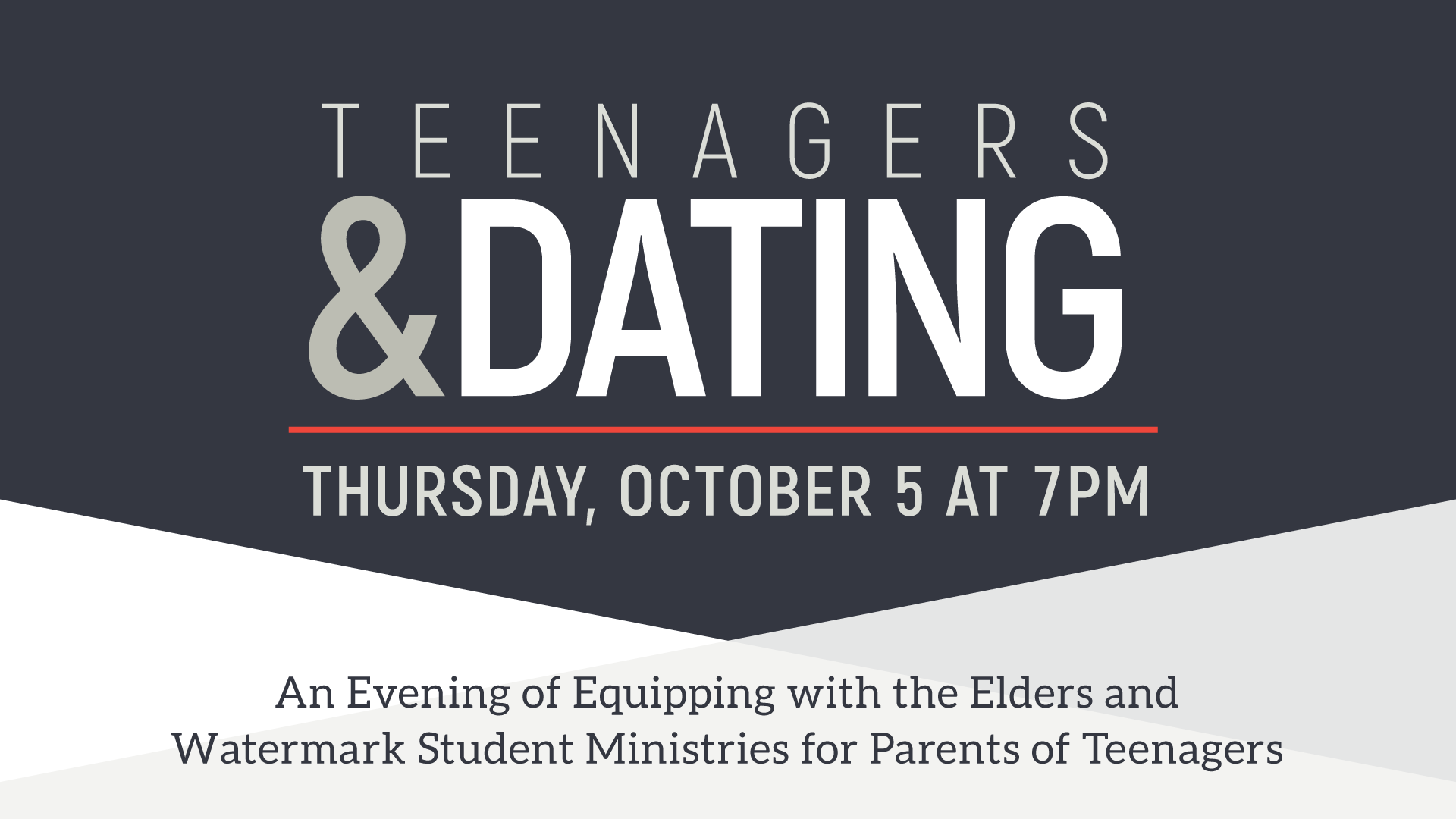 Teenagers & Dating