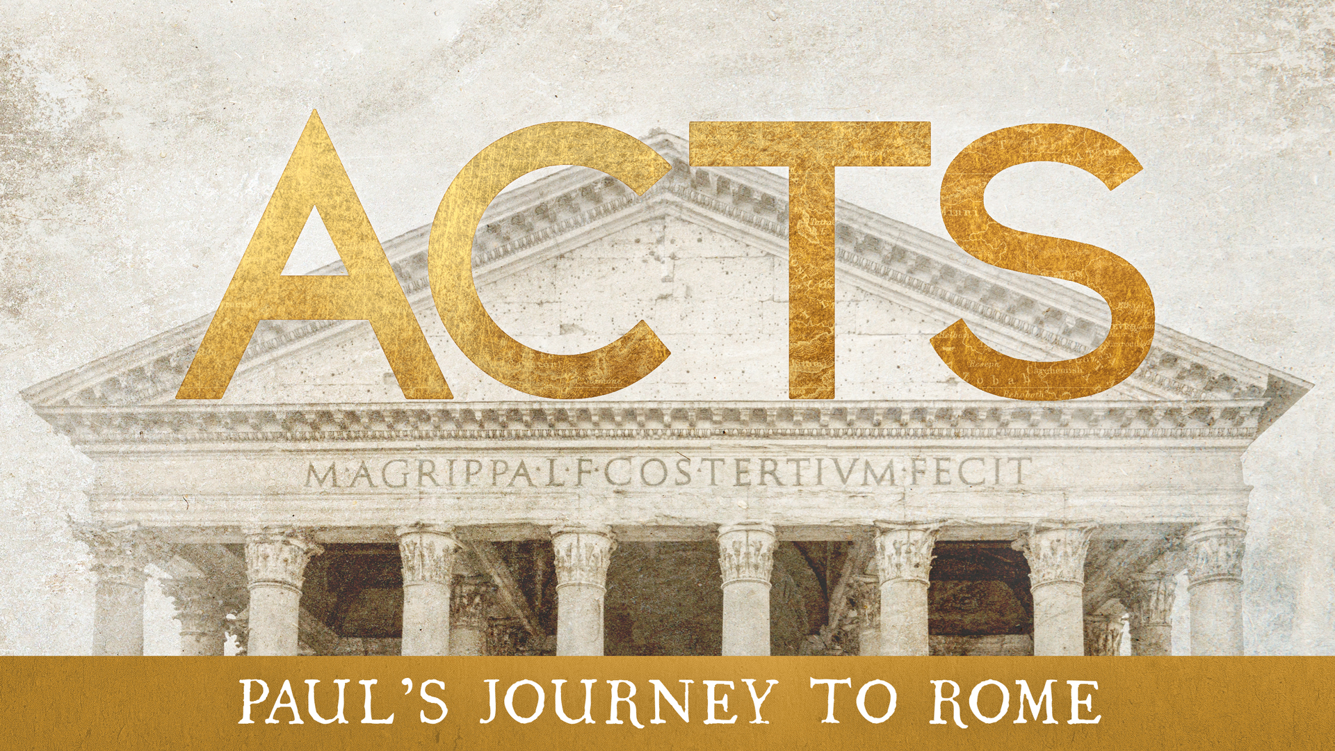 The True Story of Paul Can Be True of You: Passion, Providence and Peace