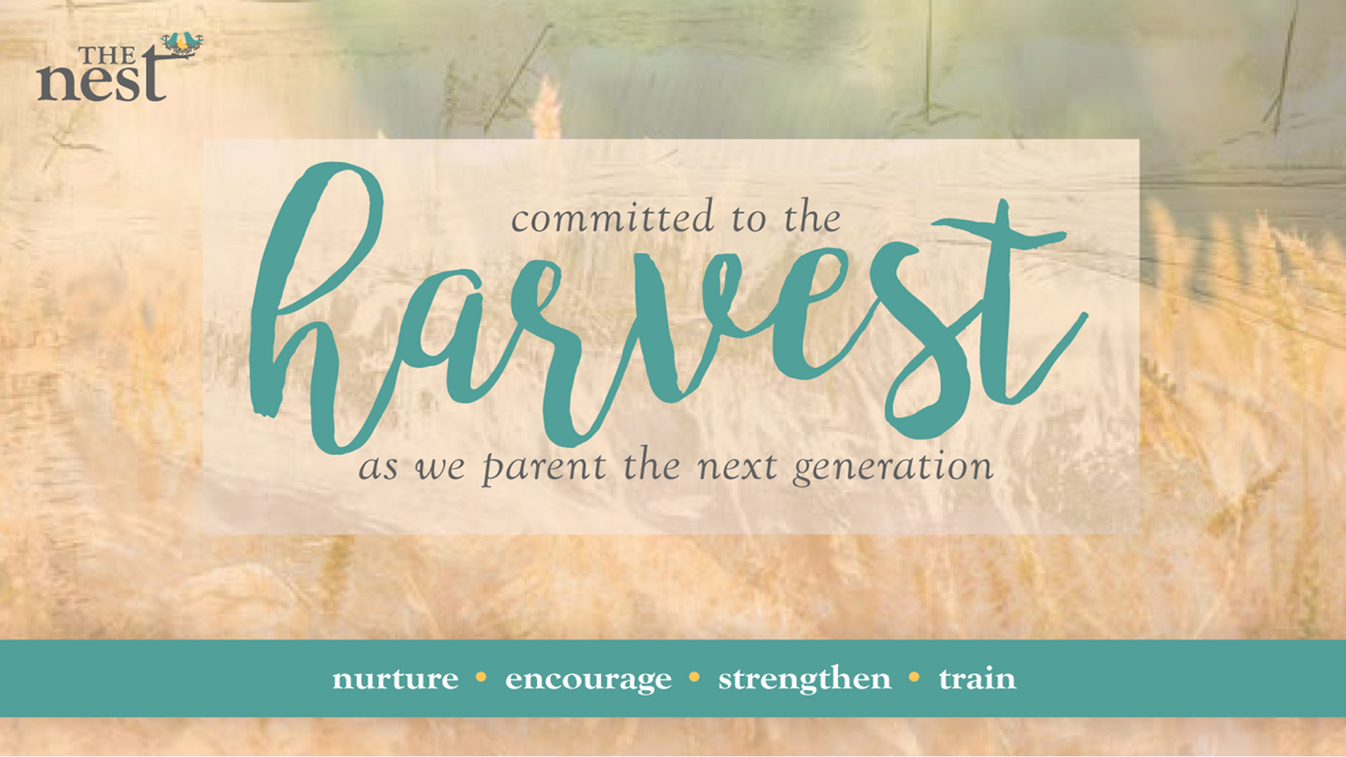 Committed to the Harvest (Fort Worth Campus)