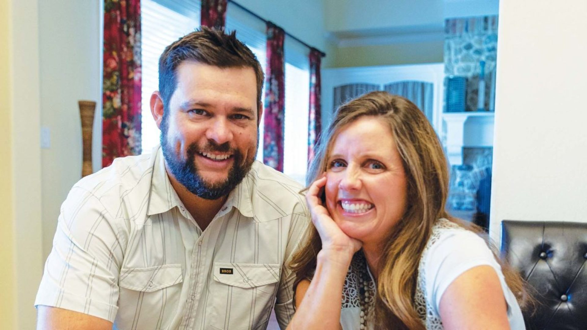 Graham and Stacey Robbins