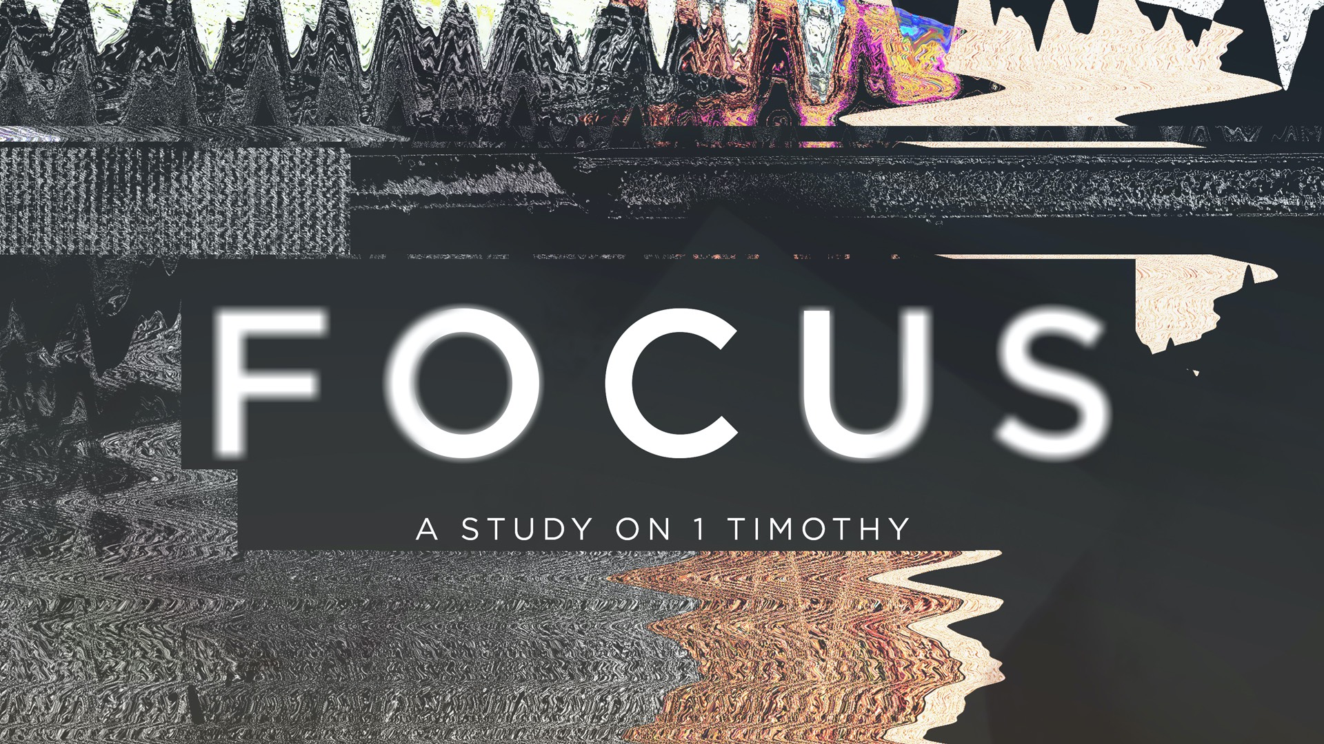 FOCUS: Values for the Family of God