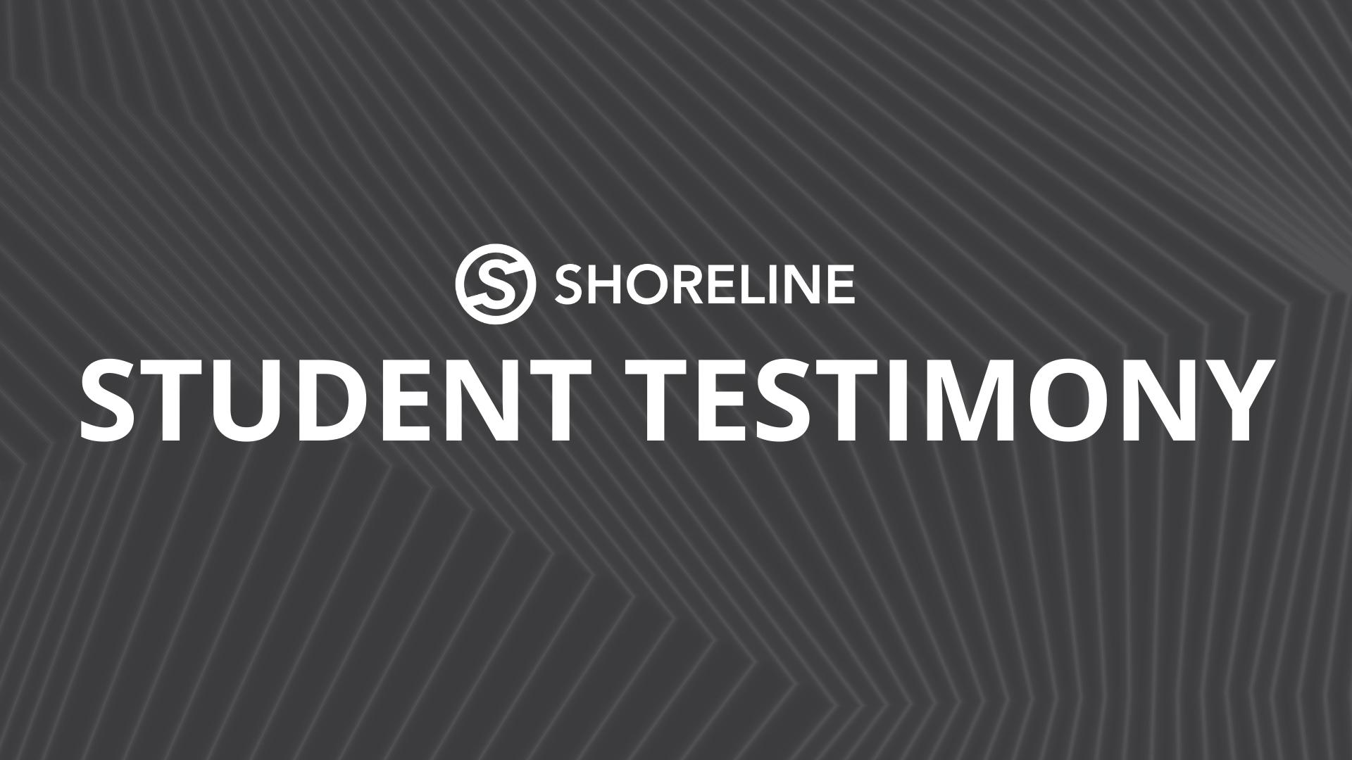 Student Testimony – Jackson Farr