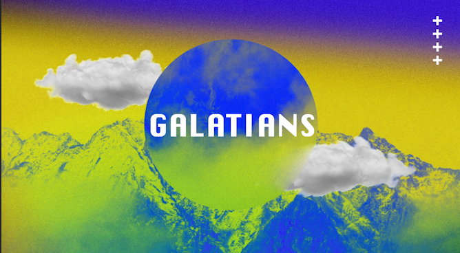 Fall 2020 Small Group - Galatians 6