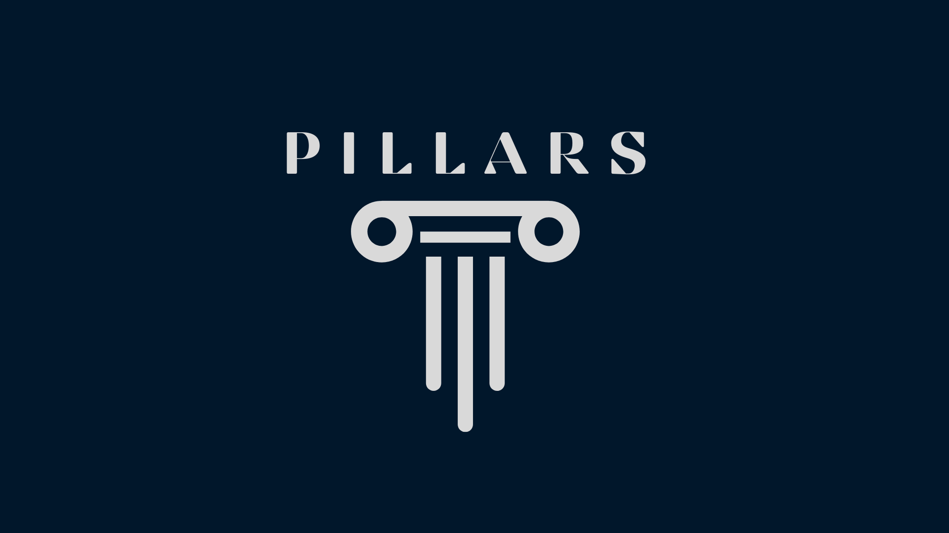 Pillars: God's Got This