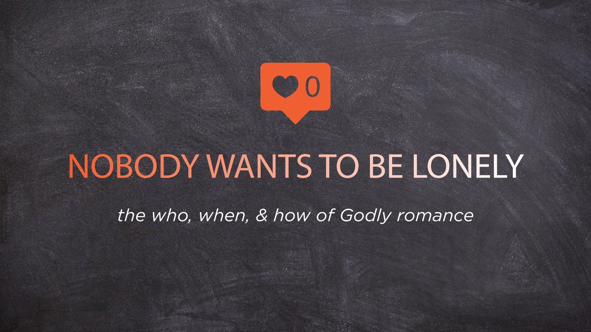The How of Godly Romance