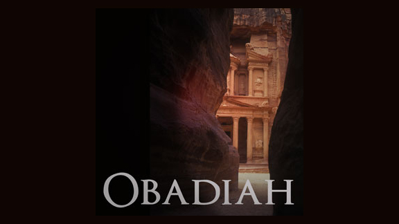 The Book of Obadiah, part 2: There's More There Than You Think