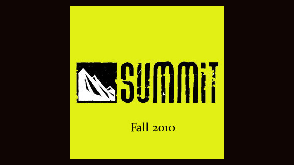 Fall 2010 Summit Week 1