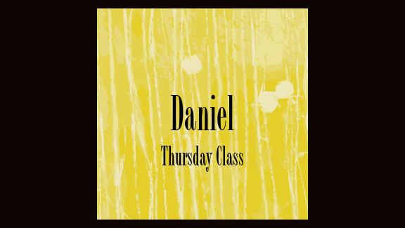 Welcome to the Study of Daniel!