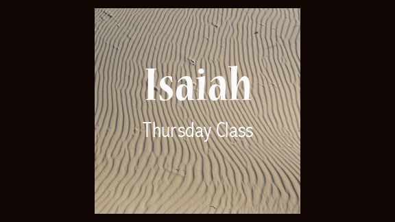The Real Thing: An Overview of Isaiah