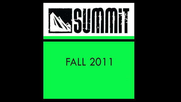 Fall 2011 Summit Week 1