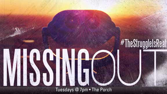 Missing Out: The Cross